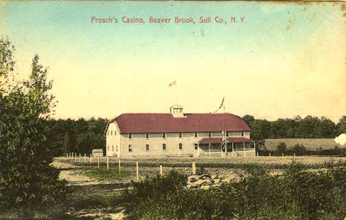 Frosch Casino postcard courtesy of Kevin M.